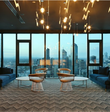 PLATINUM TOWER'S SKY LOUNGE